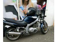 Suzuki GS500, 24k miles, MOT till Dec '18 (no advisories), £850 ovno