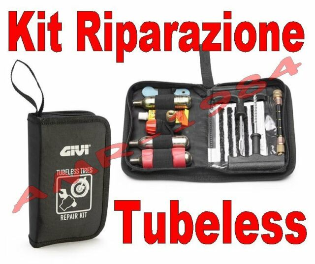 REPAIR KIT TYRES TUBELESS GIVI S450