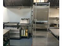 Commercial Kitchen SpaceTo Rent TOWER GATEWAY (GAS/PARKING/OFFICE INC.). Hire kitchen in London.
