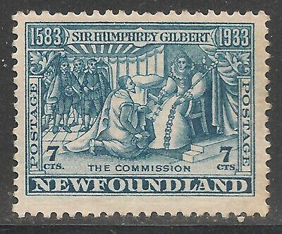 Newfoundland Scott    217    Mint Hinged