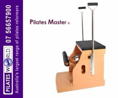 PILATES MASTER WUNDA COMBO CHAIR   PILATES EQUIPMENT SPECIALISTS