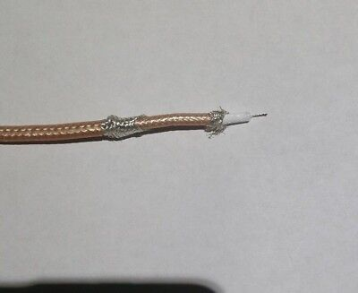 Rf Cable Triaxial 50 Ohm Custom Made Military Grade By The Ft