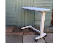 NRS ASSISTED HEAVY DUTY OVERBED CHAIR TABLE