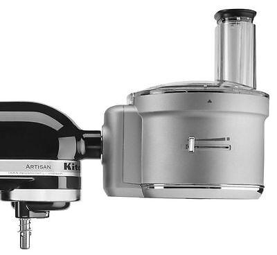 KitchenAid Exact-Slice Food Processor Attachment KSM2FPA Fit