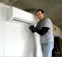 Ductless Mini Split+Installations+$500 Rebate+6 mth No Payments