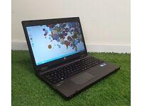 HP PROBOOK 6560B LAPTOP INTEL CORE I5 2410M @2.30GHz 4GB RAM 320GB HDD WIN7