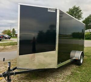 Canadian Made 2017 6'x12' Trailer