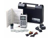 Premier Combo Plus TENS & EMS Machine Unit - for muscle rehabilitation and pain management