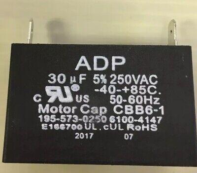 ADP Motor Cap CBB6-1 Air-conditioning fan blower Capacitor cap (AA3) ()