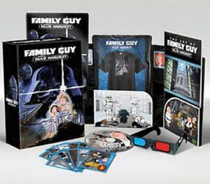 Family Guy Blue Harvest - Ltd Ed 2 DVD set w/ Collectible Extras