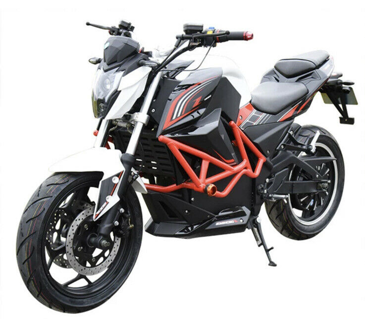 electric motorcycle bike adult 100 Mph 60-90 Delivery