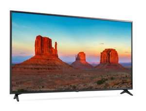 LG Smart ThinQ AI 43 inch UHD TV 4K UNOPENED PACKAGE
