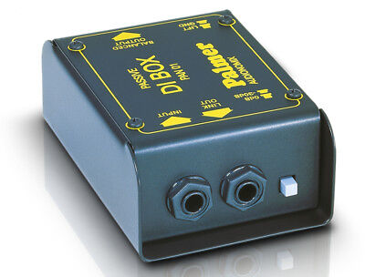Palmer PAN 01 - passive DI-Box