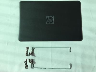 New HP 15-bs0xx 15-bw0xx 15-bs1xx 15-bw011dx LCD back cover top case rear+hinges