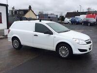 12 Vauxhall Astra Van 1.7 CDTI Club Model - CHOICE
