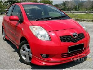 I'm looking for body parts for 2007 Yaris Hatchback 5dr