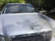 Mercedes C-Series Sedan 2004 Bonnet Gladesville Ryde Area Preview