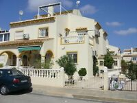 Last minute Costa Blanca. Comfy house for rent