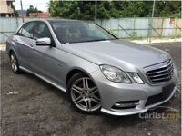 SPARES AND REPAIRS - BREAKING - Mercedes E Class W212 E250, E350 AMG - SPARE PARTS