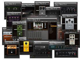 PROFESSIONAL AUDIO PLUG-INS (MAC/PC)