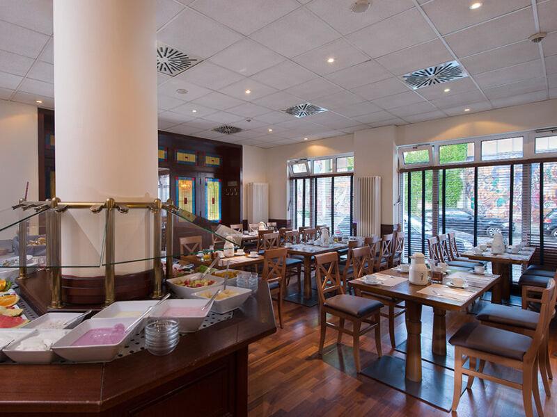 3 Tage Urlaub in Mannheim im Best Western Hotel Mannheim City mit Frühstück