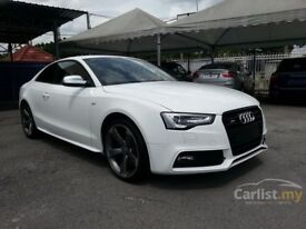 Audi s5 breaking