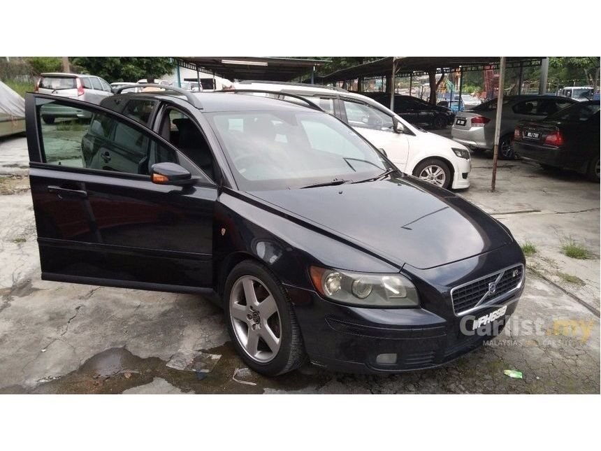 L@@K 2006 PLATE VOLVO V50 YEAR MOT ANY PART X MOTOR WELCOME