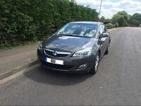 2010/60 Vauxhall Astra Hatchback 1.7 CDTi 16V Exclusiv 5d New MOT/TAX Low Mileage HPi Clean