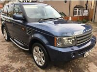 2006 RANGE ROVER SPORT HSE 2.7TDI HSE 97000 HPI CLEAR EXCELLENT CONDITION