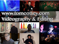 Videographer | Cameraman & Editor