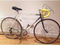 Raleigh 'equip' vintage racer racing bike