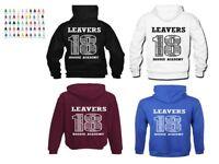 Personalised Leavers Hoodies Schools College & Universities