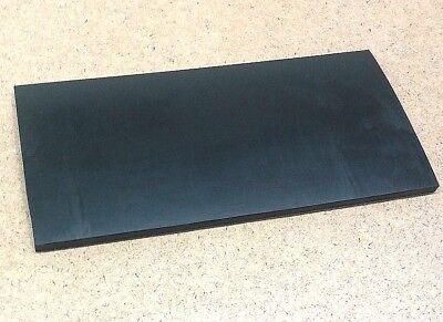 Neoprene Rubber Sheet Solid 14thk X 8-12 X 11 Rect Pad 60 Duro Std Flex