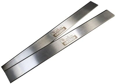 260mm Hss Planer Blades To Suit Startrite Pt260 Planing Machine 1 Pair Quality