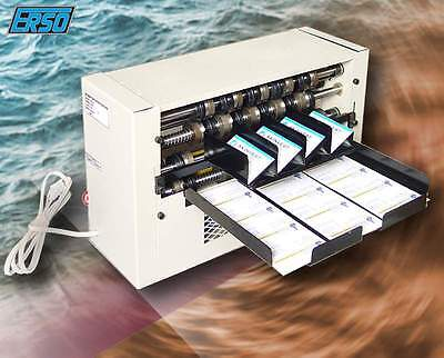 Business Card Slittercutter  Erso- 1204 Mc 12up