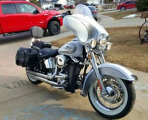 Reduced-  Softail Heritage Classic