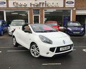 Renault Wind Roadster 1.2TCe GT Line - LEATHER