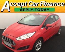 Ford Fiesta 1.5TDCi ( 75ps ) 2014 FROM £43 PER WEEK!