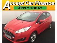 Ford Fiesta 1.5TDCi ( 75ps ) 2014.5MY Zetec