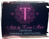 New Nail Tech in Millwoods.. Ill go mobile
