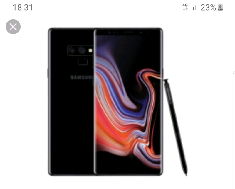 Samsung galaxy note 9 | in Portsmouth, Hampshire | Gumtree