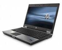 HP Core i5 2.4GHz 4Gb/250Go, 512Mo vidéo, caméra, Win 7 Pro