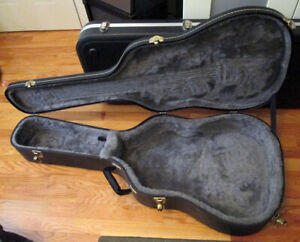 Hard Case for Acoustic Guitar in excellent condition