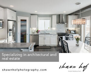 Grande Prairie's Top Real Estate and Commercial Photographer