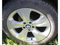 """BMW X5 E70 Style 213 M Sport 19"""" Alloy Wheels E53 E90 E92 E39 E60"""