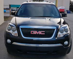 2011 GMC Acadia SLT Full Package, No Accident