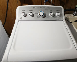 High Efficiency GE Washer and Dryer combo