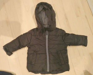 George winter coat, size 6 - 12m, excellent condition