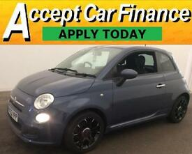 Fiat 500 0.9 ( 85bhp ) TwinAir ( s/s ) Dualogic S FROM £31 PER WEEK!