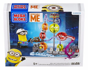 Mega Bloks Despicable Me Jelly Lab (NEW-UNOPENED)